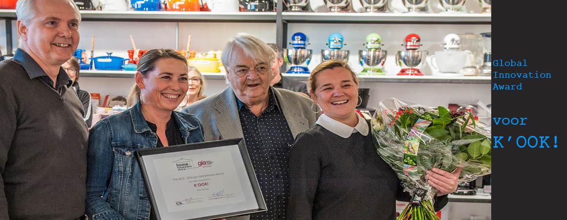 Kook gia award