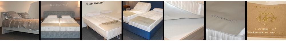 Luyt Bedden slaapcomfort van SCHRAMM