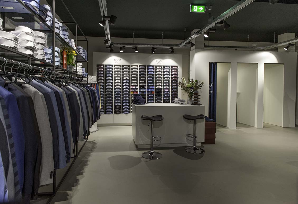 Saenkanter Suits in de Zaanbocht
