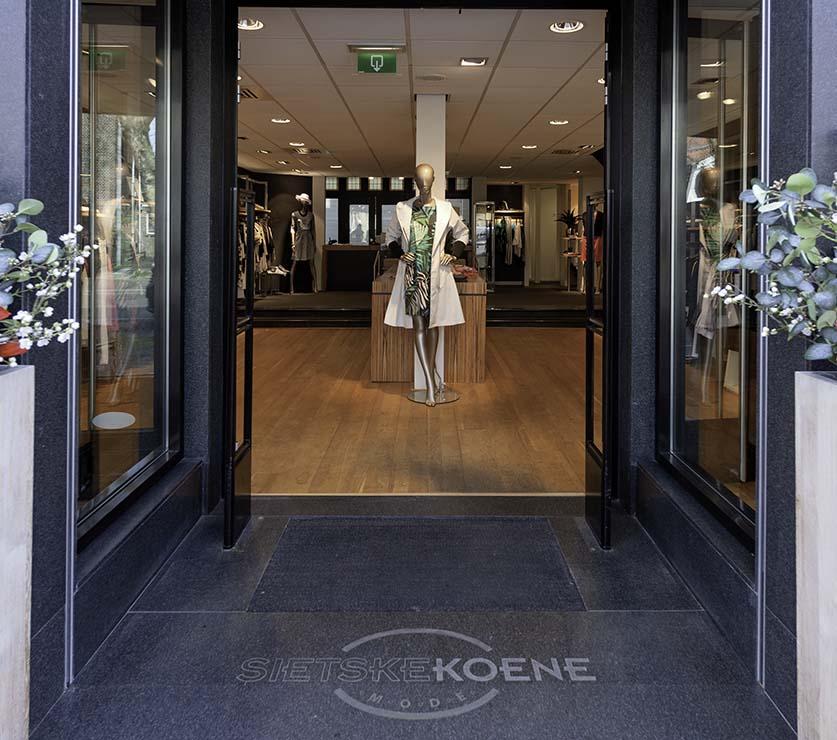 Sietske Koene Mode in de Zaanbocht