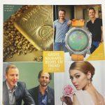 De broers van Juwelier Kuyper, fans van Garmin, prijken op de voorpagina van vakblad Jeweline