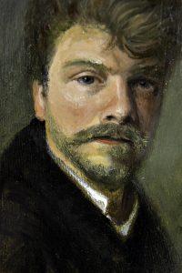 Marcel Tambach bij Kwassie in de Zaanbocht