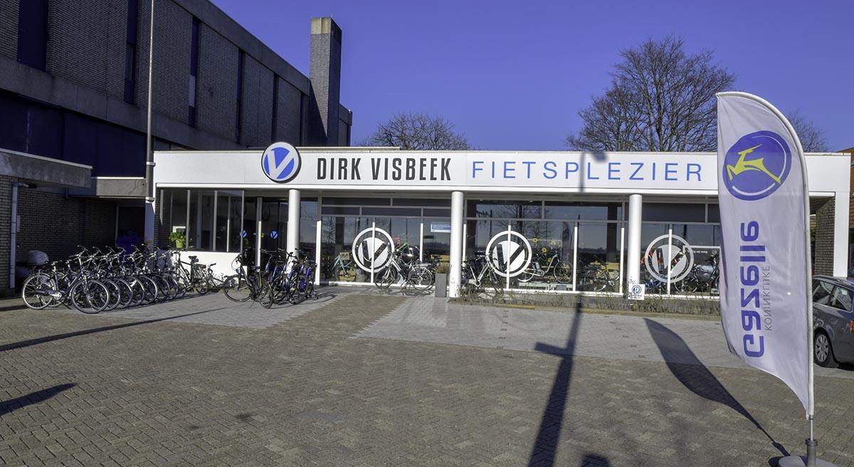 Dirk Visbeek Fietsplezier