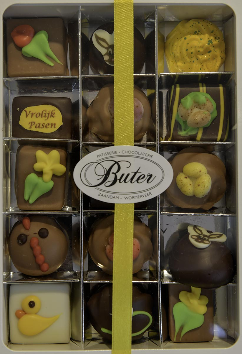 Buter Patisserie en chocolaterie Zaanbocht