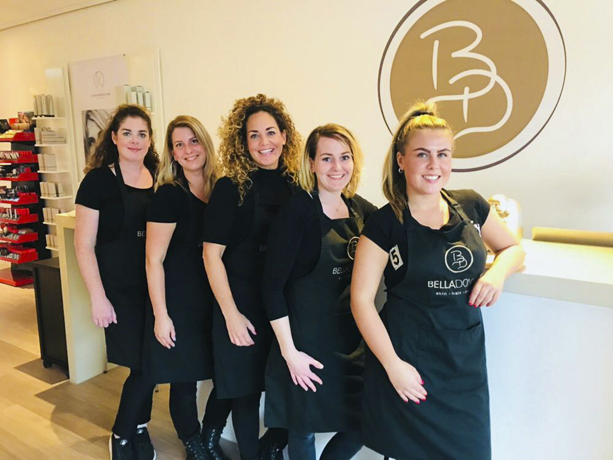 Salon Bella Donna in de Zaanbocht