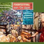 Liesbeth schrijft over Foodfestival aan de Zaan