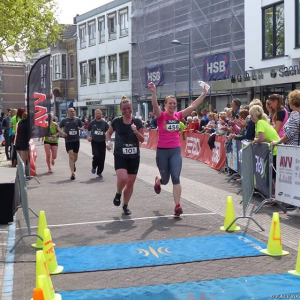 Zaanbocht Run in Wormerveer 17 mei 2020