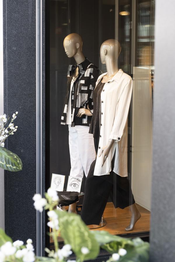 Etalage Sietske Koene Mode