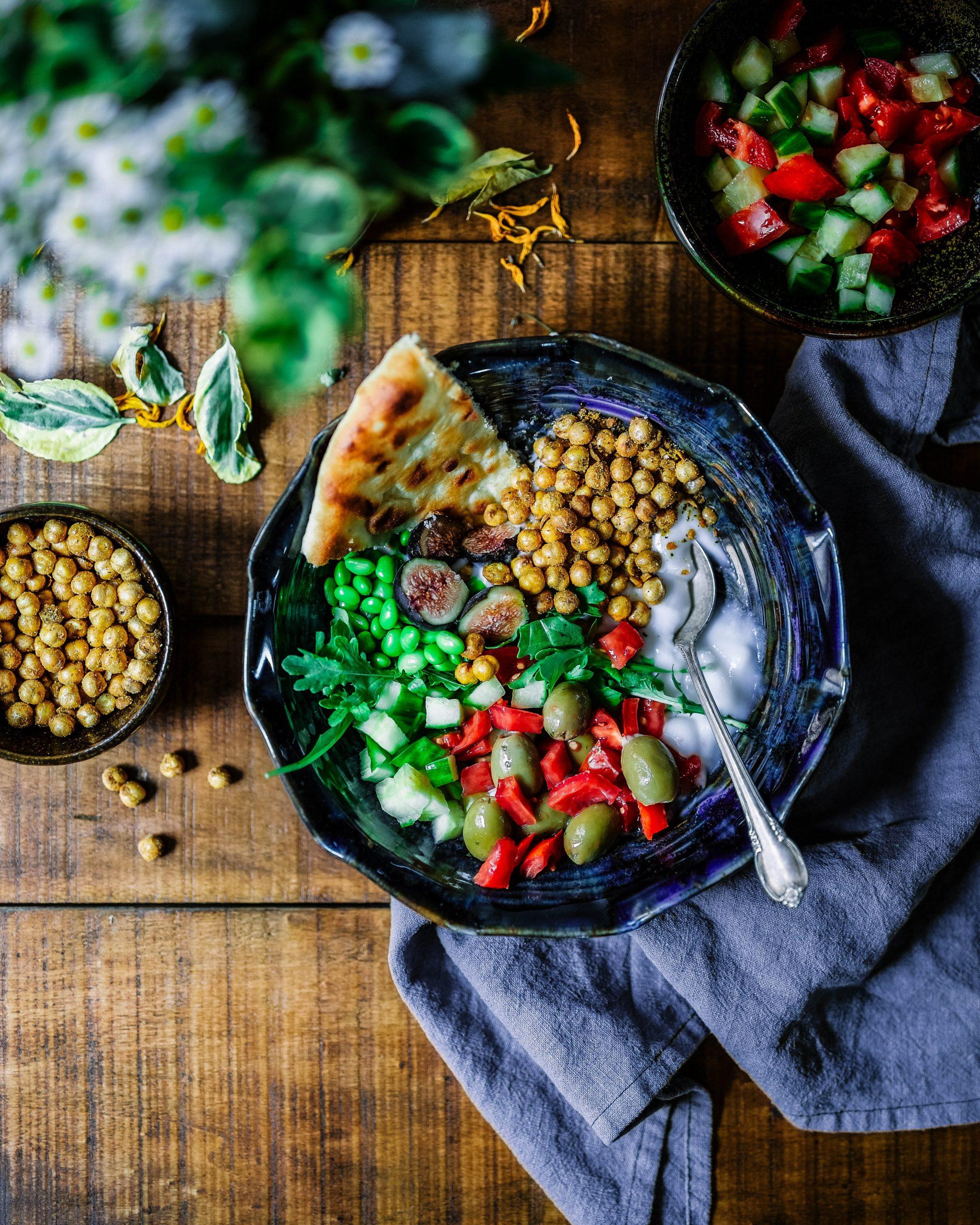 Voeding bij Wellness aan de Zaan